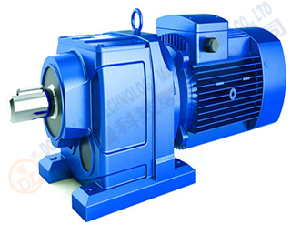 Gearmotor 5.5kw ratio 5:1 horizontal